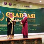 Ketua Wanita IKRAM Merasmikan Graduasi IMPAK Online
