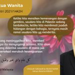 Ucapan Ketua Wanita sempena Eidul Fitri